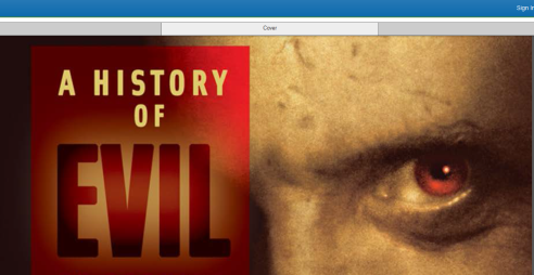 A History of Evil